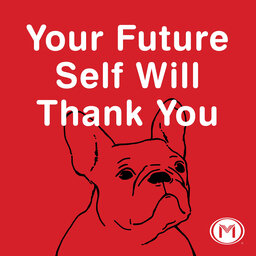 Your Future Self Will Thank you Podcast Art