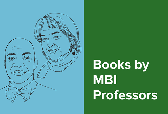 Books by MBI Professors