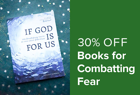 30% Off Books for Combatting Fear
