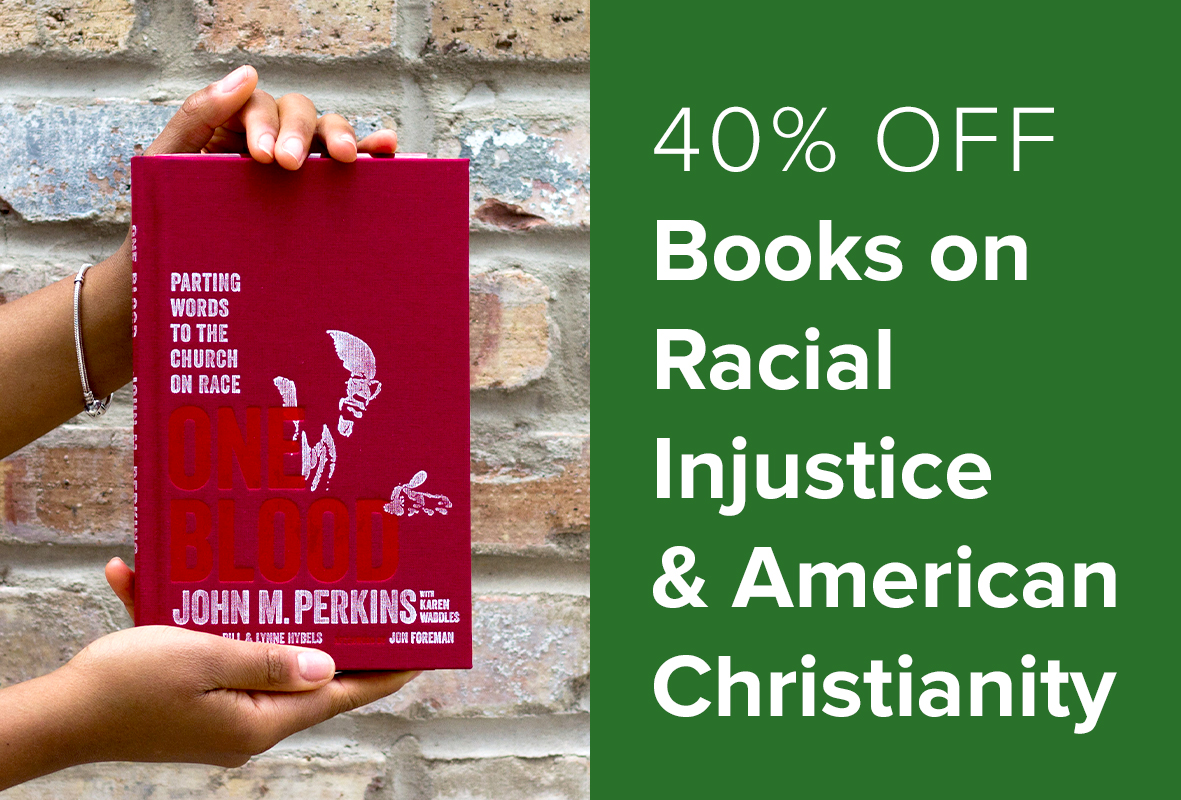 40% Off Books on Racial Injustice & American Christianity