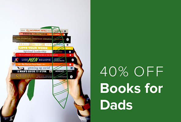 40% Off Books for Dads