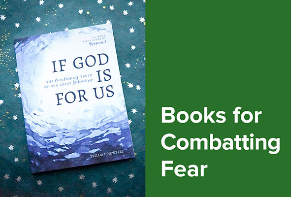 Books for Combatting Fear