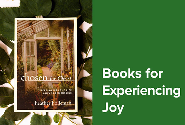 Books for Experiencing Joy