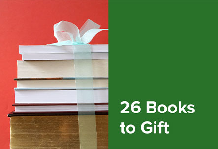 26 Books to Gift