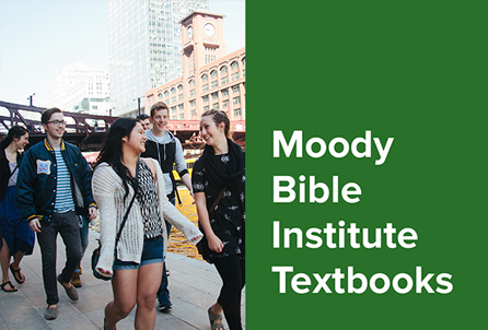 Moody Bible Institute Textbooks