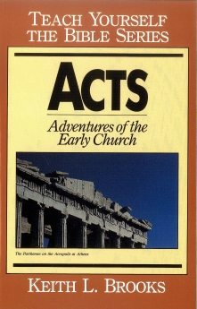 Acts-Teach Yourself the Bible Series
