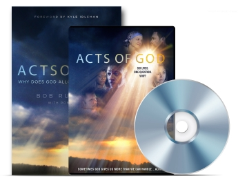 Acts of God set (Book and Movie Combo)