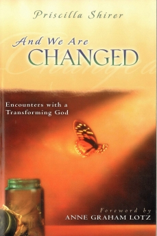 And We Are Changed Book Cover