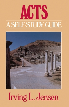 Acts- Jensen Bible Self Study Guide