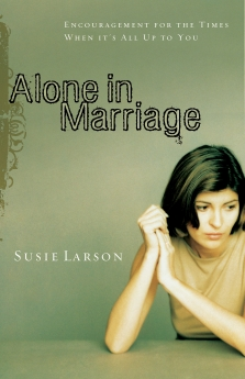 Alone in Marriage Book Cover