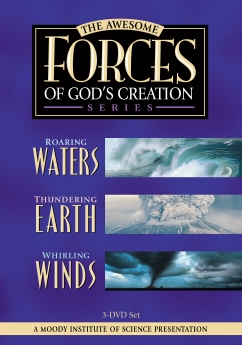 The Awesome Forces of God's Creation