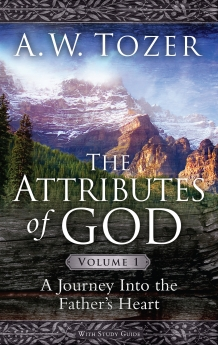 The Attributes of God Volume 1 Book Cover