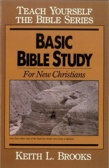 Basic Bible Study: For New Christians
