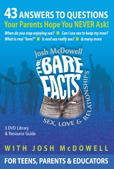 The Bare Facts DVD: 43 Questions Your Parents Hope You Never Ask About Sex