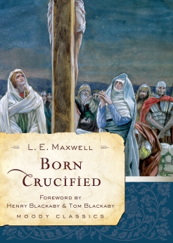 Born Crucified Book Cover