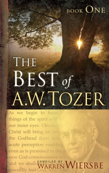 The Best of A. W. Tozer Book One Book Cover