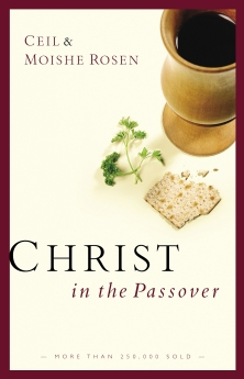 Christ in the Passover Book Cover