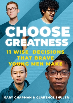 Choose Greatness Book Cover
