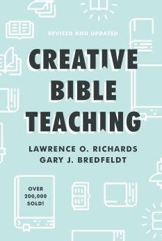 Creative Bible Teaching Book Cover