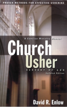 Church Usher: Servant of God