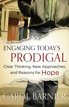 Engaging Today's Prodigal Book Cover