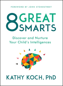 8 Great Smarts Book Cover