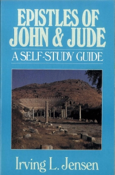 Epistle of John & Jude- Jensen Bible Self Study Guide