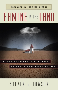 Famine in the Land Book Cover