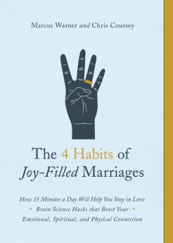The 4 Habits of Joy-Filled Marriages Book Cover