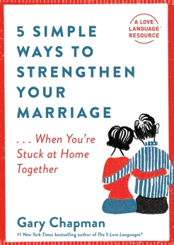 5 Simple Ways to Strengthen Your Marriage Book Cover