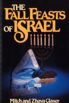 The Fall Feasts of Israel Book Cover