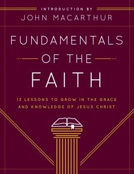 Fundamentals of the Faith Book Cover
