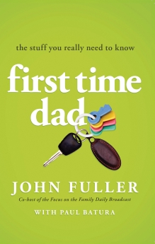 First Time Dad Book Cover