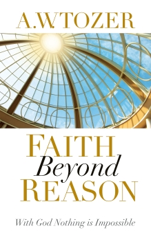 Faith Beyond Reason Book Cover