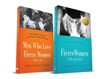 Two-book Set: Men Who Love Fierce Women + Fierce Women