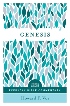 Genesis- Everyday Bible Commentary Book Cover