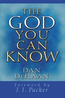 The God You Can Know Book Cover