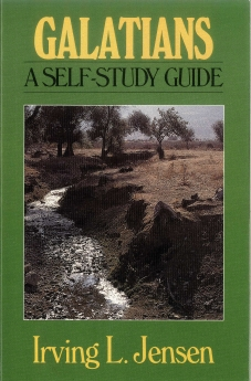 Galatians- Jensen Bible Self Study Guide