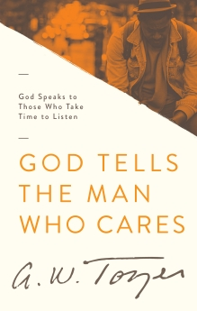 God Tells the Man Who Cares Book Cover