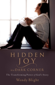 Hidden Joy in a Dark Corner