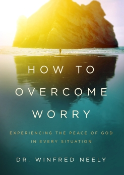 How to Overcome Worry Book Cover