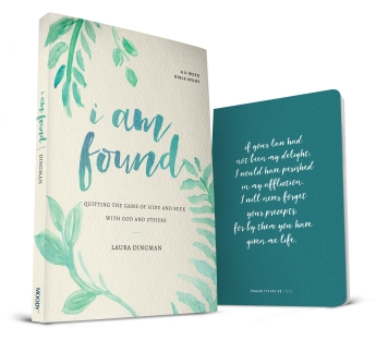 I Am Found & Bible Study Companion Journal