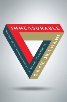 Immeasurable Book Cover