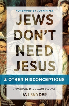 Jews Don't Need Jesus. . .and Other Misconceptions Book Cover