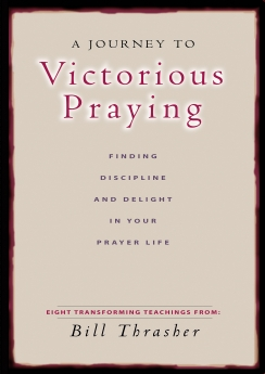A Journey to Victorious Praying DVD