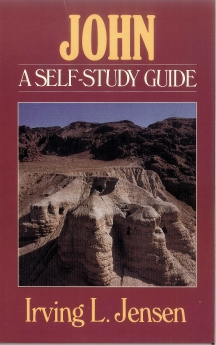 John- Jensen Bible Self Study Guide