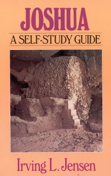 Joshua- Jensen Bible Self Study Guide