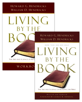 Living By the Book Set of 2 books-  book and workbook