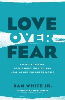 Love over Fear Book Cover