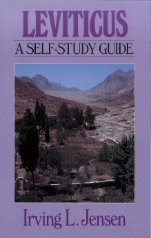 Leviticus- Jensen Bible Self Study Guide